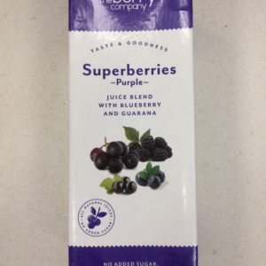 The Berry Company – Superberries Purple Juice