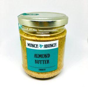 Munch A Bunch Almond Butter