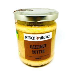 Munch A Bunch Hazelnut Butter