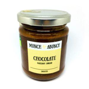 Munch A Bunch Chocolate Hazelnut Spread