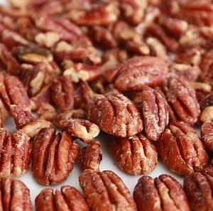 Glazed Pecan Nuts